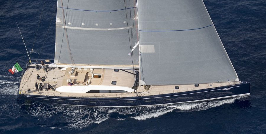 SOLLEONE yacht for charter
