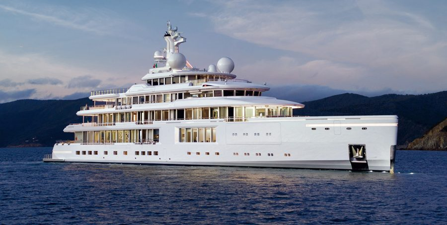 LUMINOSITY yacht for sale for sale